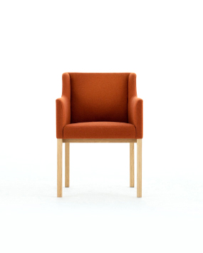 Semi Circle Chair